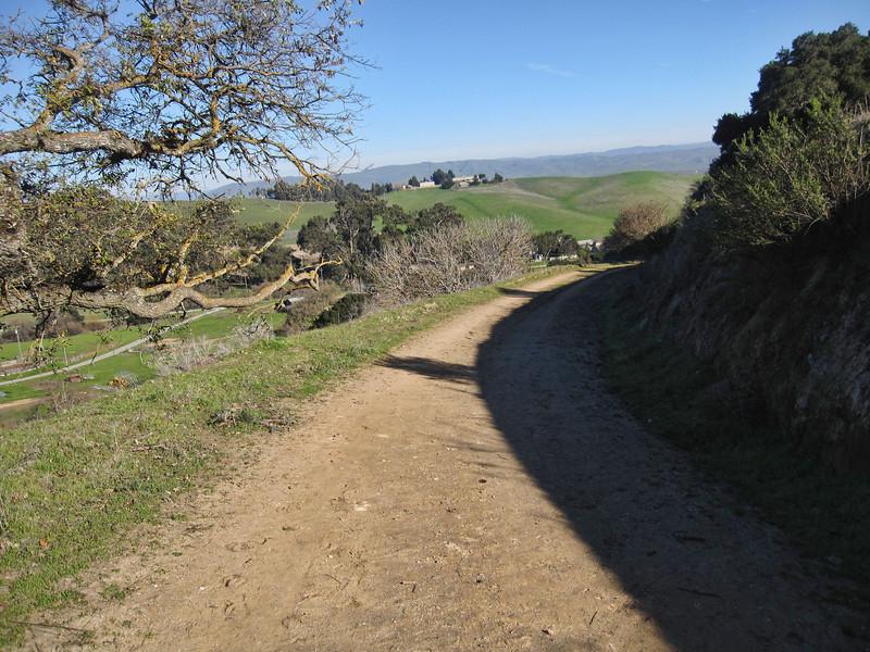 de Anza Trail 1:18:2011 6.JPG