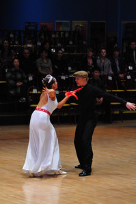 18th Grand Ballroom 2011 Pro and Senior 1 Standard