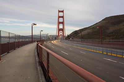 Muir Woods 9/3; San Francisco 9/4 (2015)