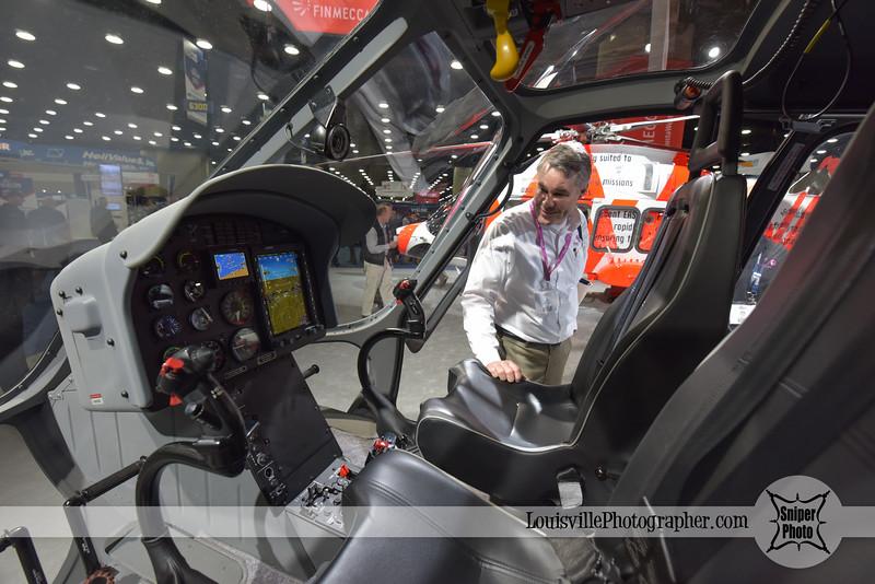 Louisville Trade Show Photographer - HAI Heli Expo - Finmeccanica-35.jpg