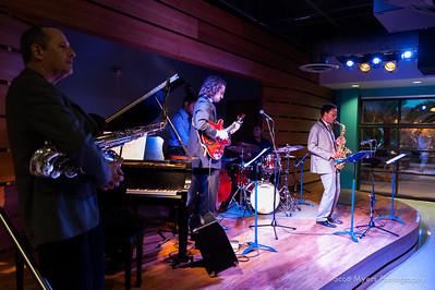 UNO Jazz at the Sandbar, March 13