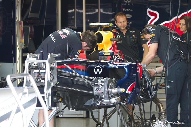 F1 Grand Prix du Canada 2011