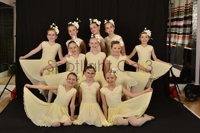 IPR Thursday  -  Ballet 2,  Ms. Yvonne