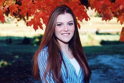 10-26-2003 Kacey Blackwood High School Senior-Cathage
