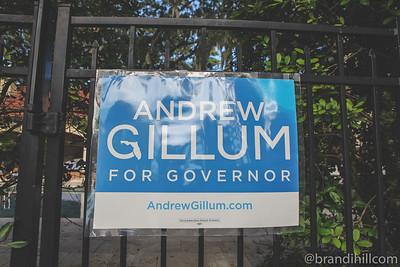 11/3/2018 Gillum Campaign, Jacksonville, Florida