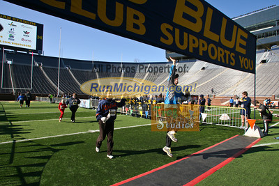 Finish, Gallery 5 - 2014 Big House 5K