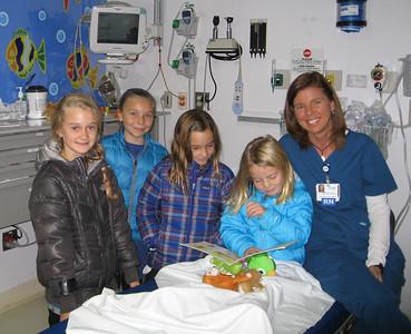 Visiting the ER
