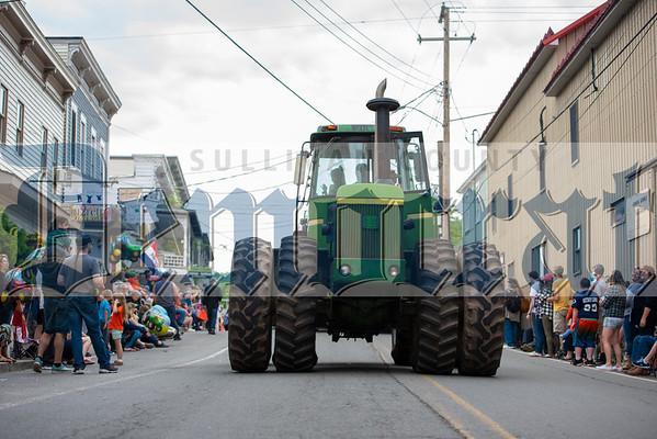 Tractor Parade 2018