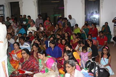 Karthika Somavaara 1 Rudrabhishekam