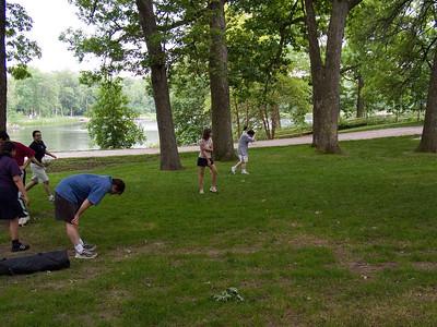 Snapshots from DePaul picnic 06/18/2006