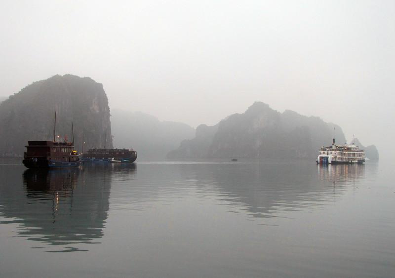 70-Morning mist, 6 AM