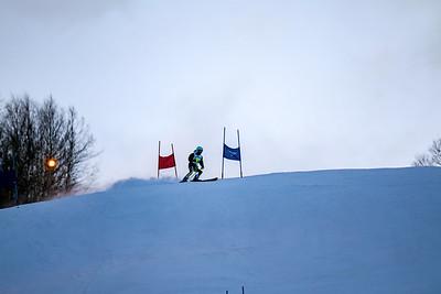 2018-02-02 Mt. Abram Giant Slalom