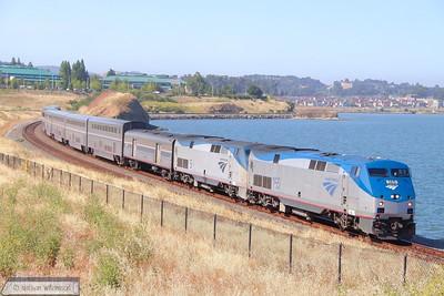 2010 - Amtrak