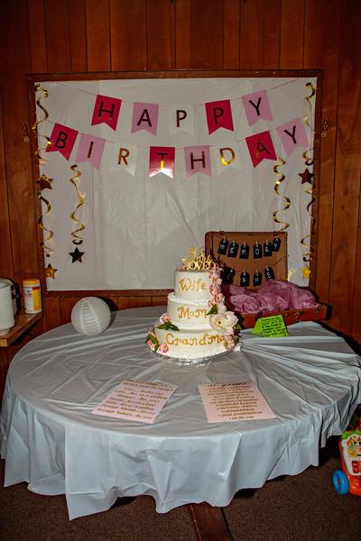 Irene Surprise Party Pix