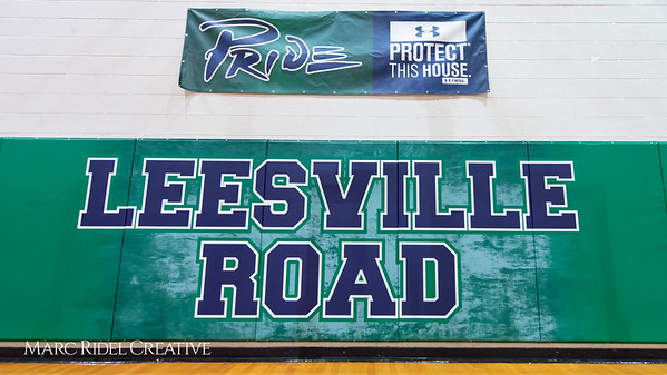 Broughton basketball at Leesville. February 5, 2019. 750_2665