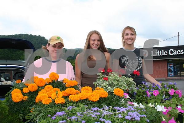 Flower Girls - June 2006