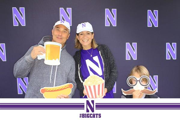Northwestern vs Duke 9/8/18