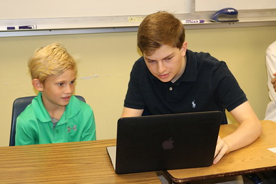 01-30-2019: Hour of Code - Buddy Day