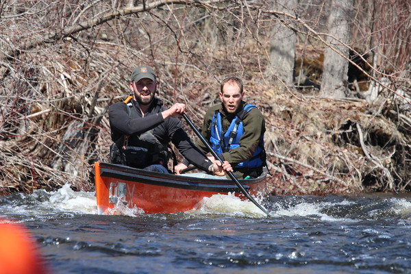 St. George River Canoe Race 2014 Camera One