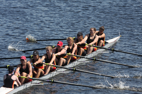Cromwell Cup 2009,  Womens Junior Eight