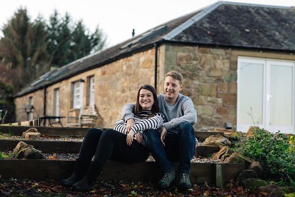 Molly & Andy Pre-Wedding