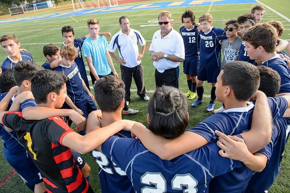 Boys Soccer v W Islip 10/19/16
