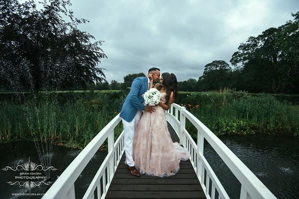 The Fennes Weddings by gavin conlan photography