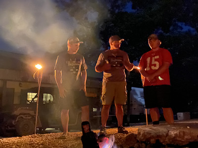 Bowfishing Camp- 2020