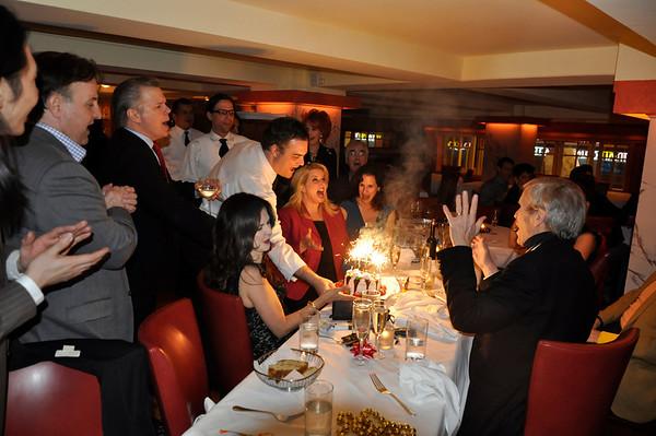 Lorraine Cancro Birthday Party, April 5, 2013
