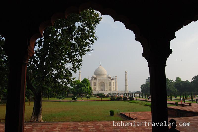 Taj Mahal front framed (2).jpg