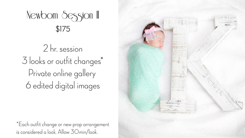 Newborn Session II