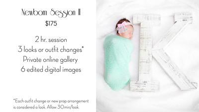 Newborn Session II