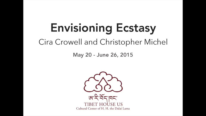 Exhibition at Tibet House US - Envisioning Ecstasy.mp4