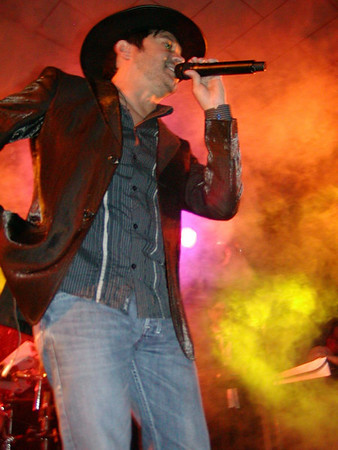 La Mafia , Super Dance, Angleton, TX 3-3-2007