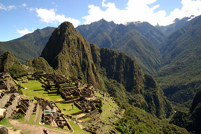 Machu Picchu @ Sunrise