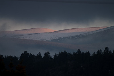 mountain shots