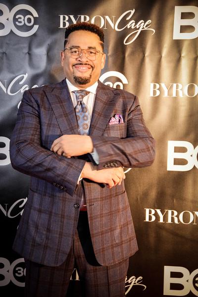 Byron Cage 30 Year Celebration