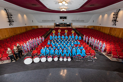 Lancaster Marching Band 2019