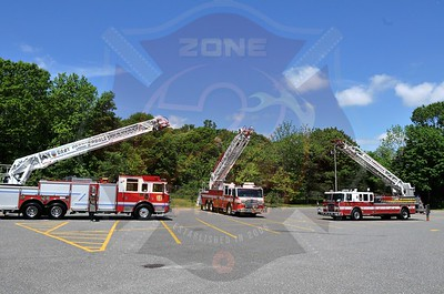 Farmingdale F.D. Wetdown for Squad-924 and Ladder-926 5/21/11