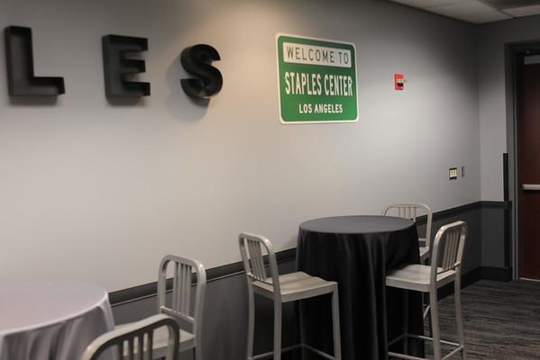 STAPLES Center Green Room