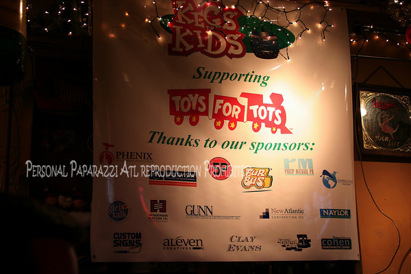 Kegs for Kids 2009 (Toys For Tots)