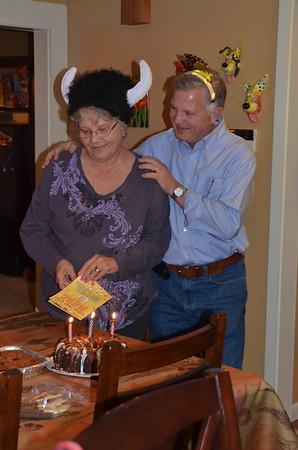 20121006 McGathering - Sharon's Birthday week