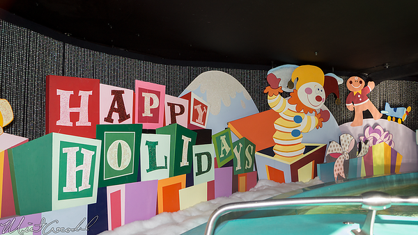Disneyland Resort, Disneyland, Fantasyland, Small World Holiday, Small, World, Holiday, Christmas, Christmas Time, it's a small world, 20th anniversary, 20, Anniversary