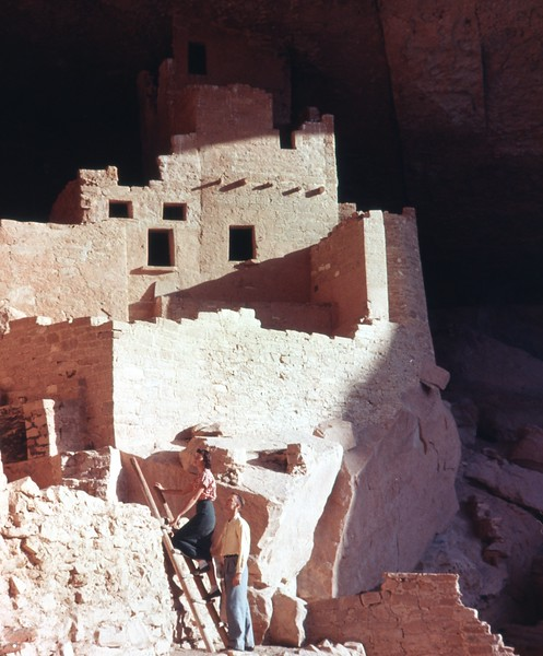 1985-08-09 Cliff Palace Speaker Chief Tower 699.jpg