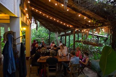 La Mariposa - staff and grounds