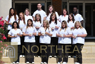 2018-05-10 PNE Practical Nursing Pinning Group Photo