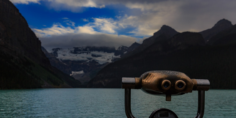 Nice Seeing You, Lake Louise