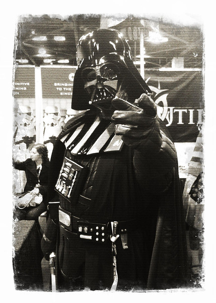 Jeff Vader is it?