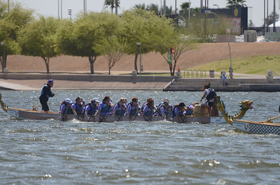 Team Survivor at Tempe Race 2012