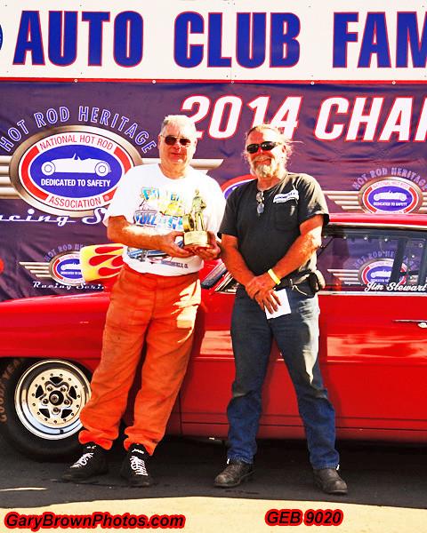Jim Stewart  7850  B/Gas Event Champion 2014 Fall Championship